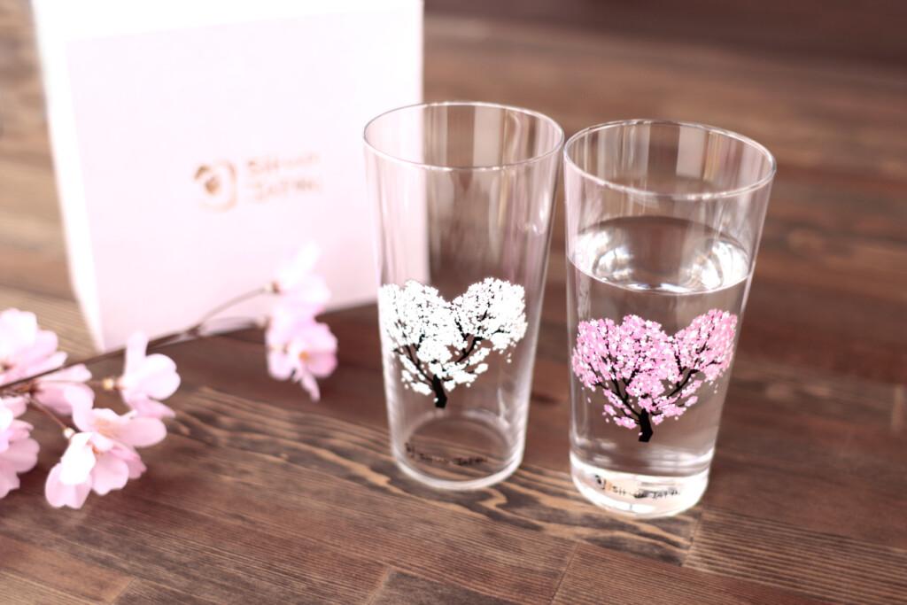 冷感桜/タンブラー